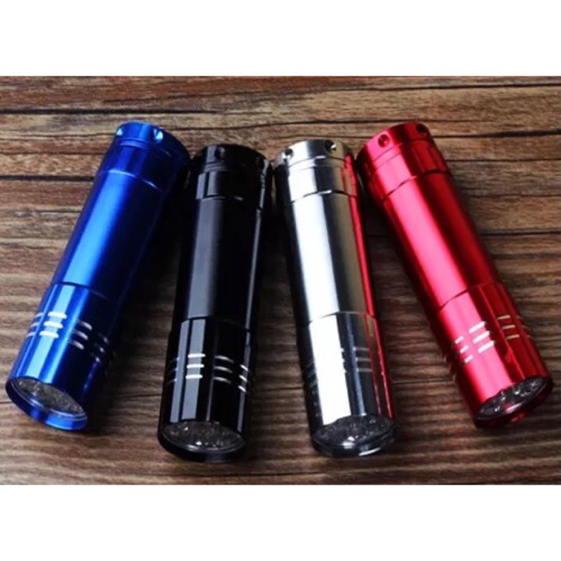 9W LED 小型光療燈美甲工具