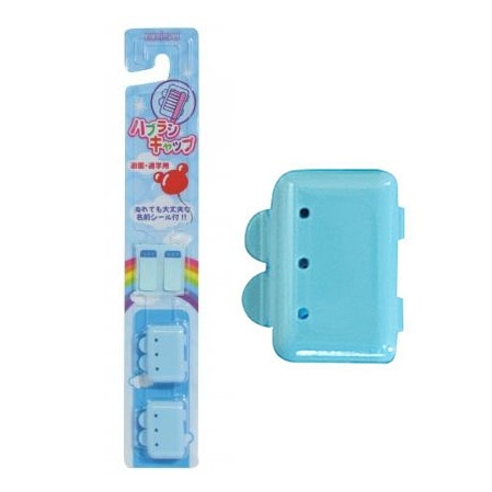 製學童牙刷蓋附姓名貼顏色 出貨JW71120