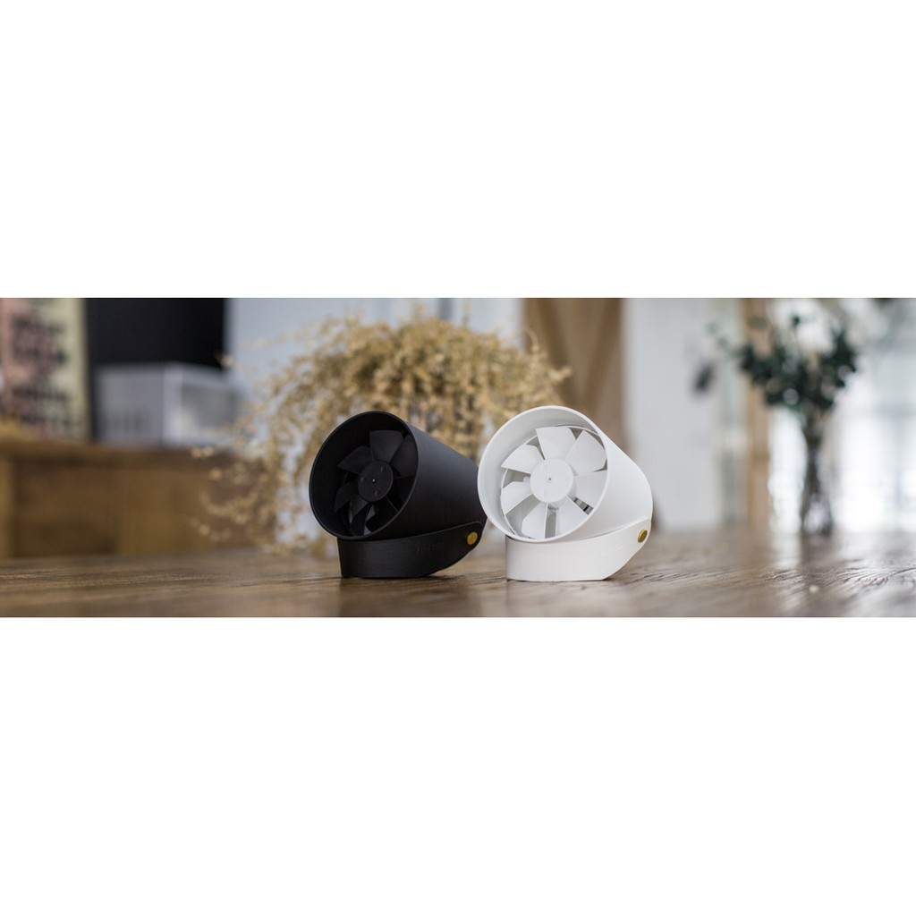 VH 羽USB 循環風扇觸控智能兩段調速雙葉靜音柔風羽風扇攜帶式usb 小風扇桌面風扇