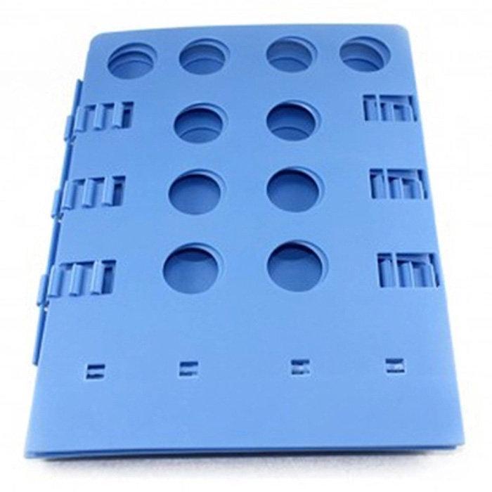降價藍色第五代正品懶人折衣板疊衣板 可調節方便宅男女疊衣服折疊衣架摺衣板
