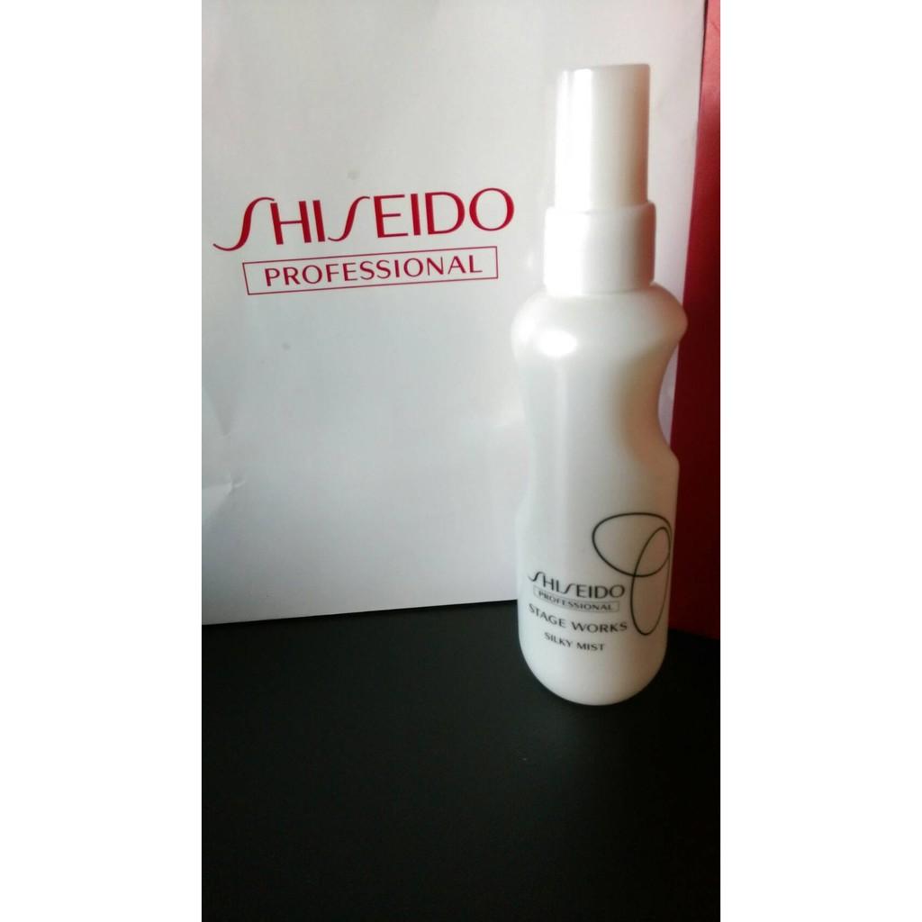資生堂雪映直髮霧150ml Shiseido