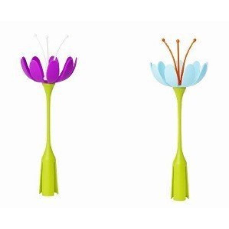 ~美國boon ~小花朵晾乾架~另售GRASS 草皮~