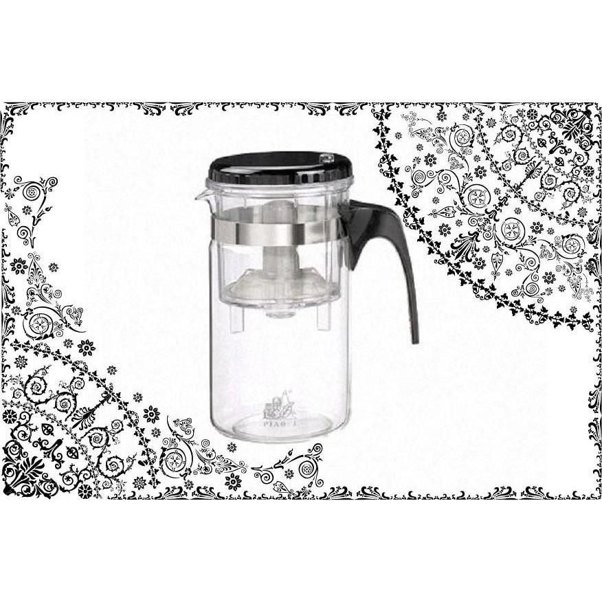 熊蓋讚飄逸杯小GL 865 500 cc 沖茶壺咖啡壺玻璃壺花茶壺泡茶壺泡茶杯