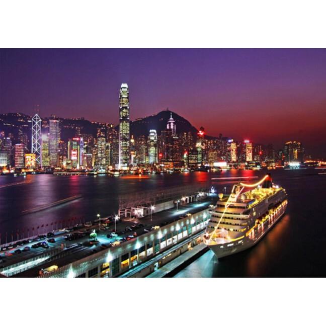 香港海龍明珠號─維多利亞港夜遊船票
