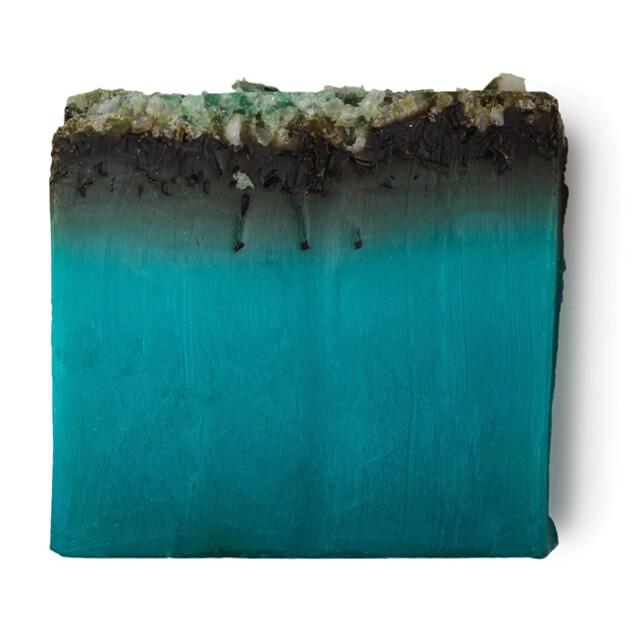 LUSH 海洋之星香氛皂Lusher 英國 Lush Sea Vegetable Soap