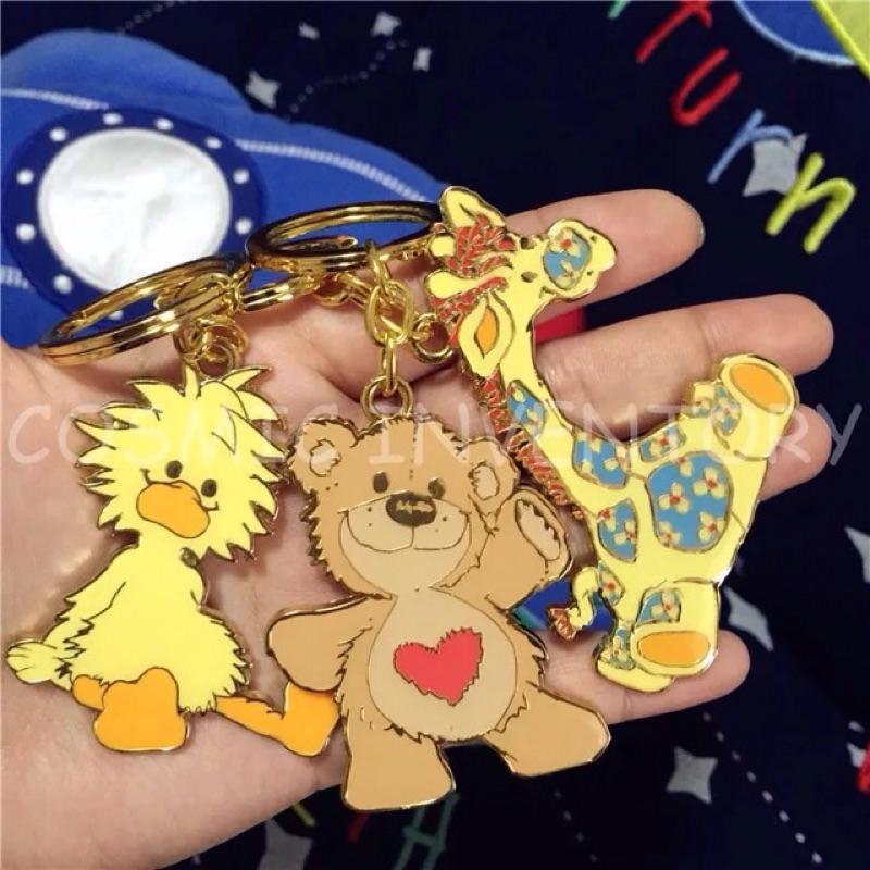 Suzy Zoo 愛心熊 鑰匙圈