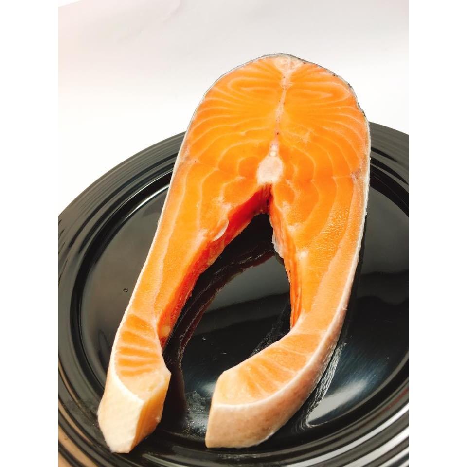 ~瑪拉巴海鮮~大滿足厚切挪威鮭魚260g ±10 片每片130 元