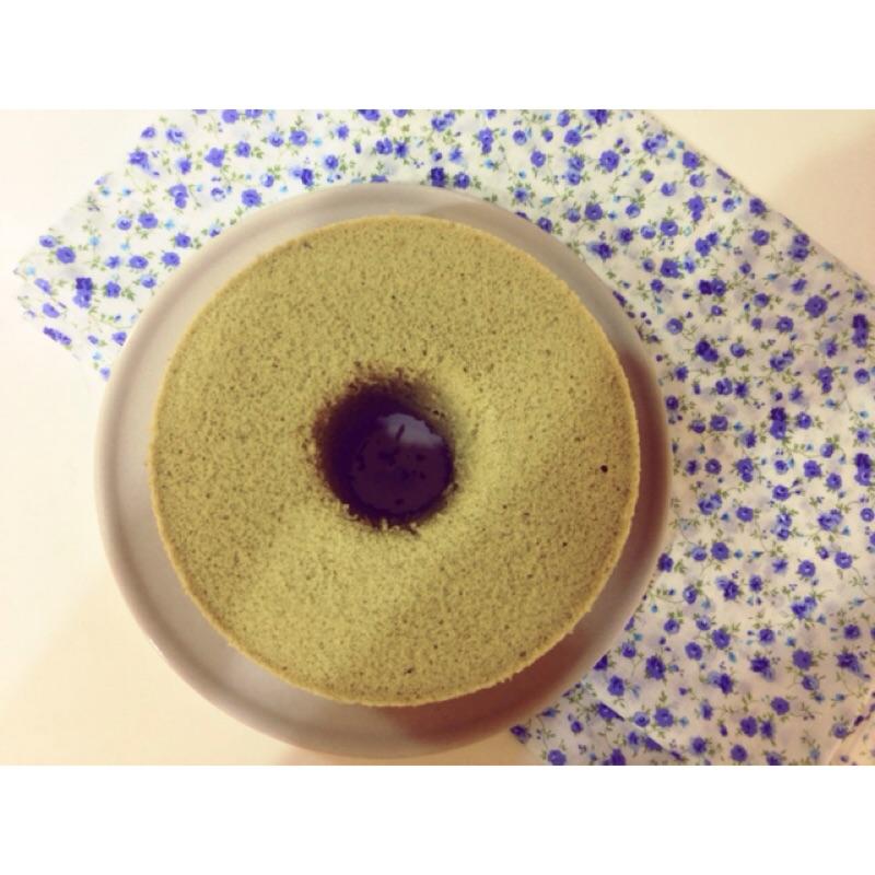 日式抹茶戚風蛋糕