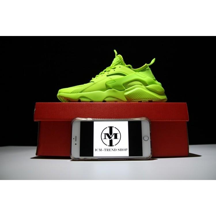新品Nike Air Huarache Run Ultra PK 華萊士4 代男鞋女鞋網面