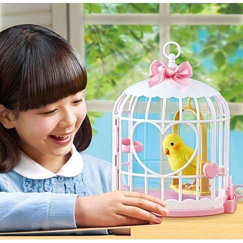 伯寶行代理~MIMI WORLD ~可愛啾啾小黃鳥←電子竉物可愛小雞養成屋療癒系電視廣告
