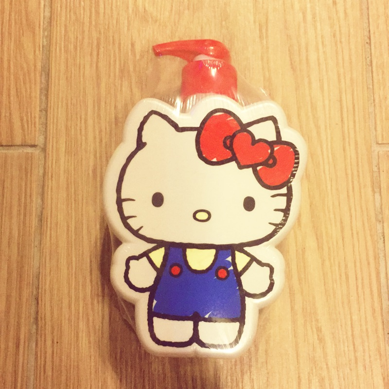 Hello Kitty 日安天使沐浴乳