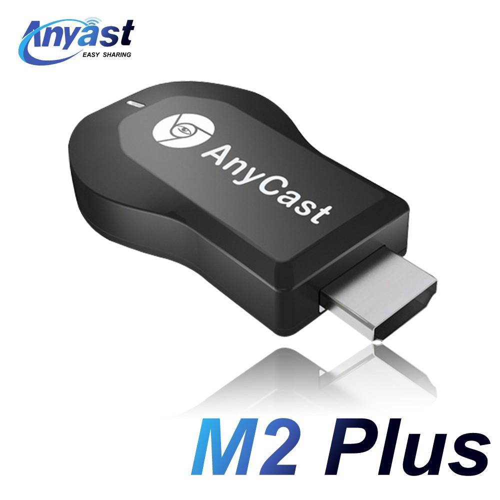 ~Anycast ~M2 Plus HDMI wifi 無線投影鏡像投影器推送寶電視棒手機