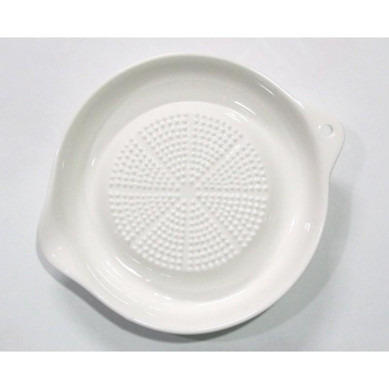 ~翔 ~ 陶瓷磨泥器12cm 食物研磨器蒜泥器果泥器蔬果泥蘋果泥寶寶嬰兒副食品研磨器