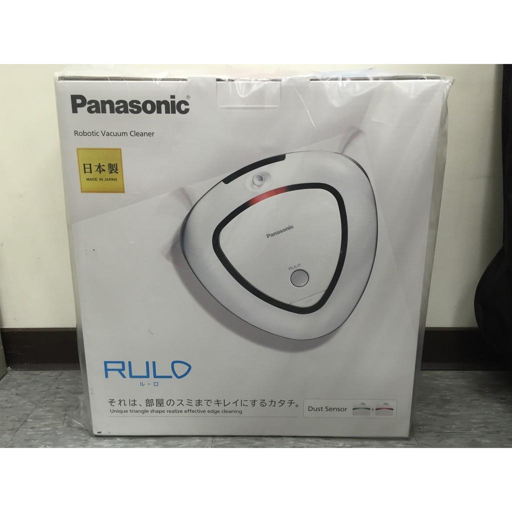 Panasonic 國際牌~RULO 智慧掃地機器人MC RS1T 白色