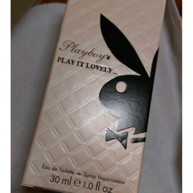 Playboy 女用淡香水可愛兔女郎