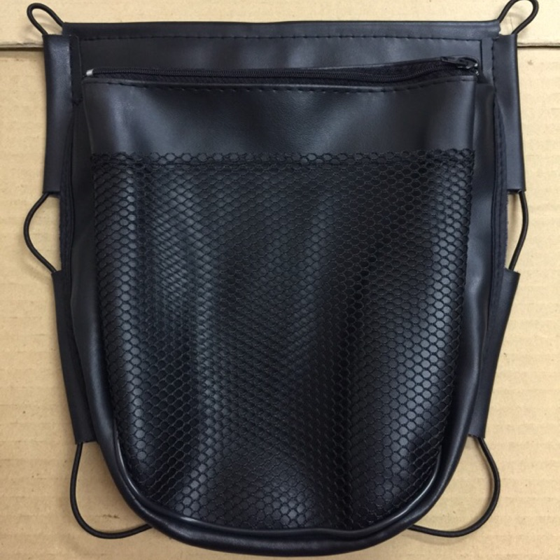 三層立體彈性置物袋機車置物袋置物網袋收納袋特大款慶週年 168 元