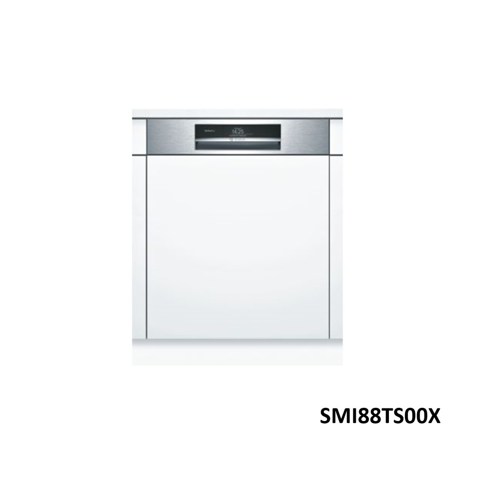 BOSCH 博世 SMI88TS00X 60公分 半嵌式 沸石 洗碗機