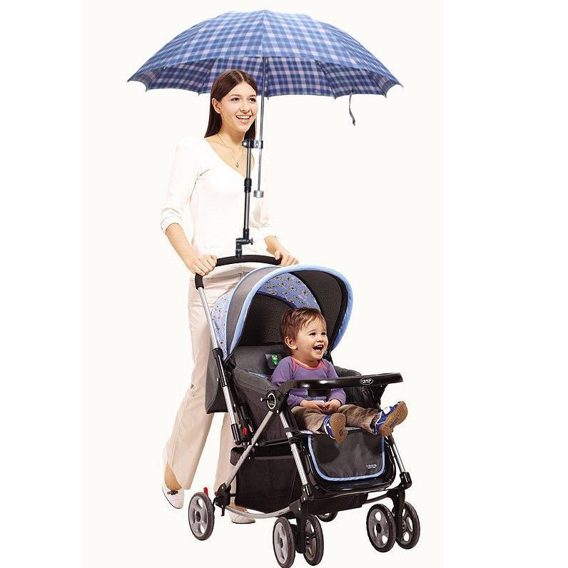[熊爸爸]嬰兒用品傘架遮罩嬰兒推車 遮陽雨傘支架~SS X012 ~
