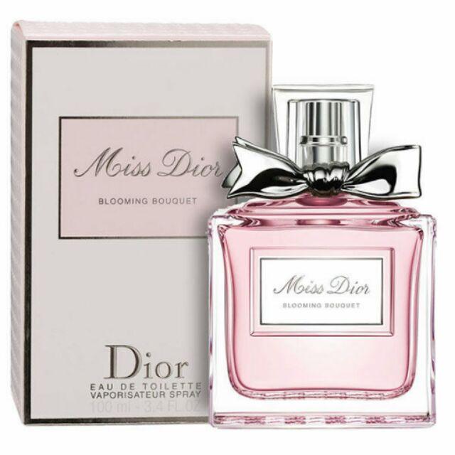 香香氣息Dior 迪奧Miss Dior Blooming Bouquet 粉花漾甜心淡香
