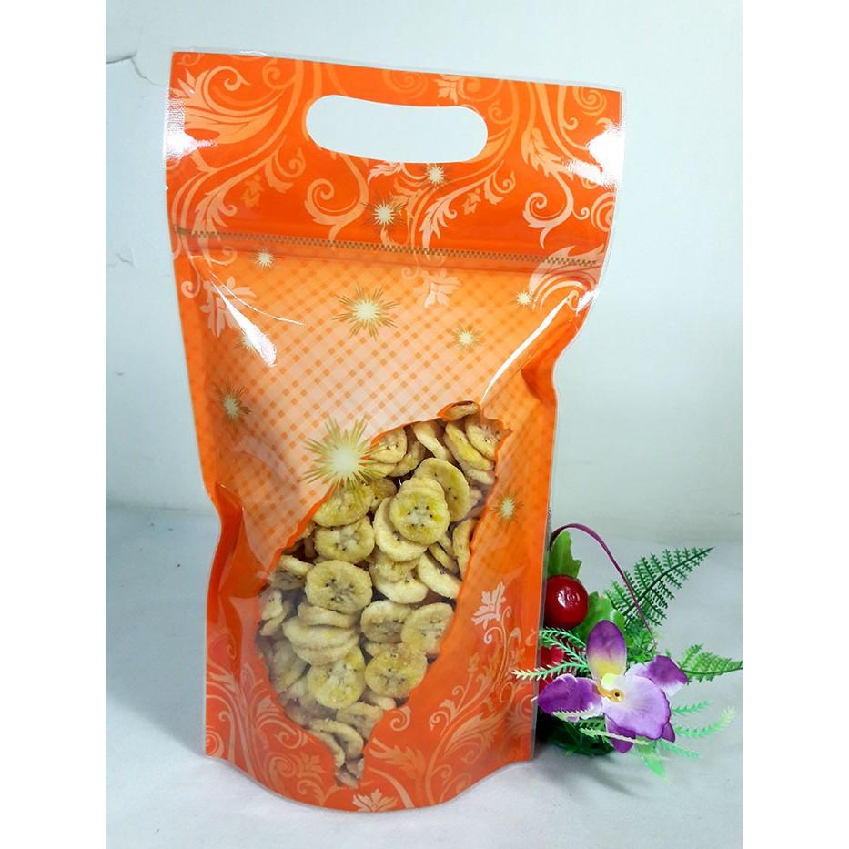~彩虹菇~香蕉脆片隨手包300g 香蕉切片製成,香甜好吃又營養