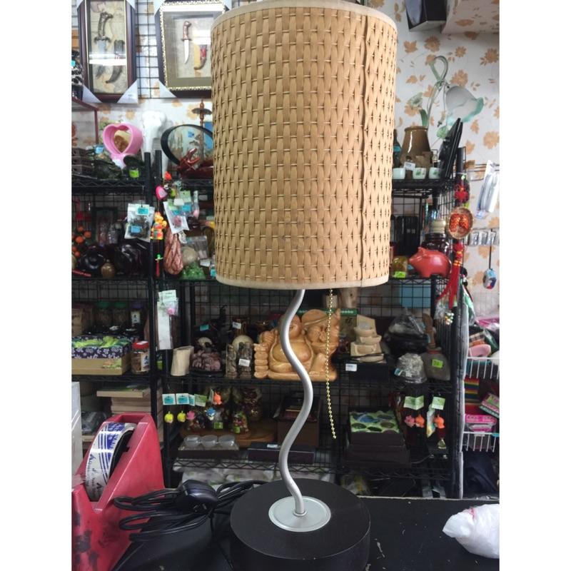 榻榻米藝術檯燈