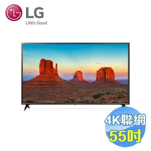 LG 55吋4K智慧聯網液晶電視 55UK6320PWE