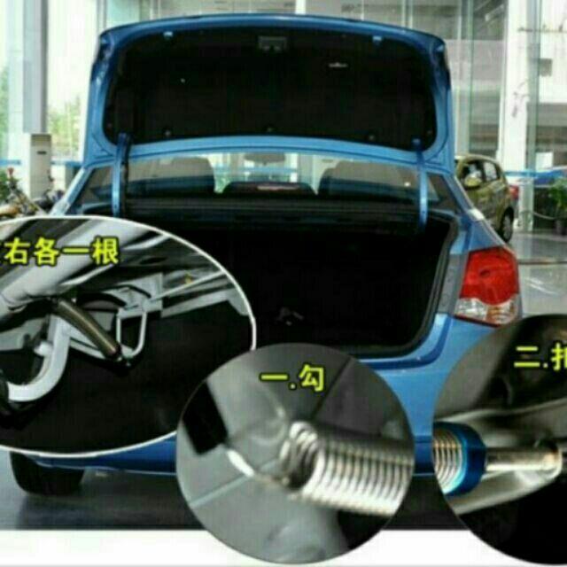 汽車後行李箱自動升起後車箱蓋 彈簧升起器ALTIS VIOS MAZDA HOND Cam