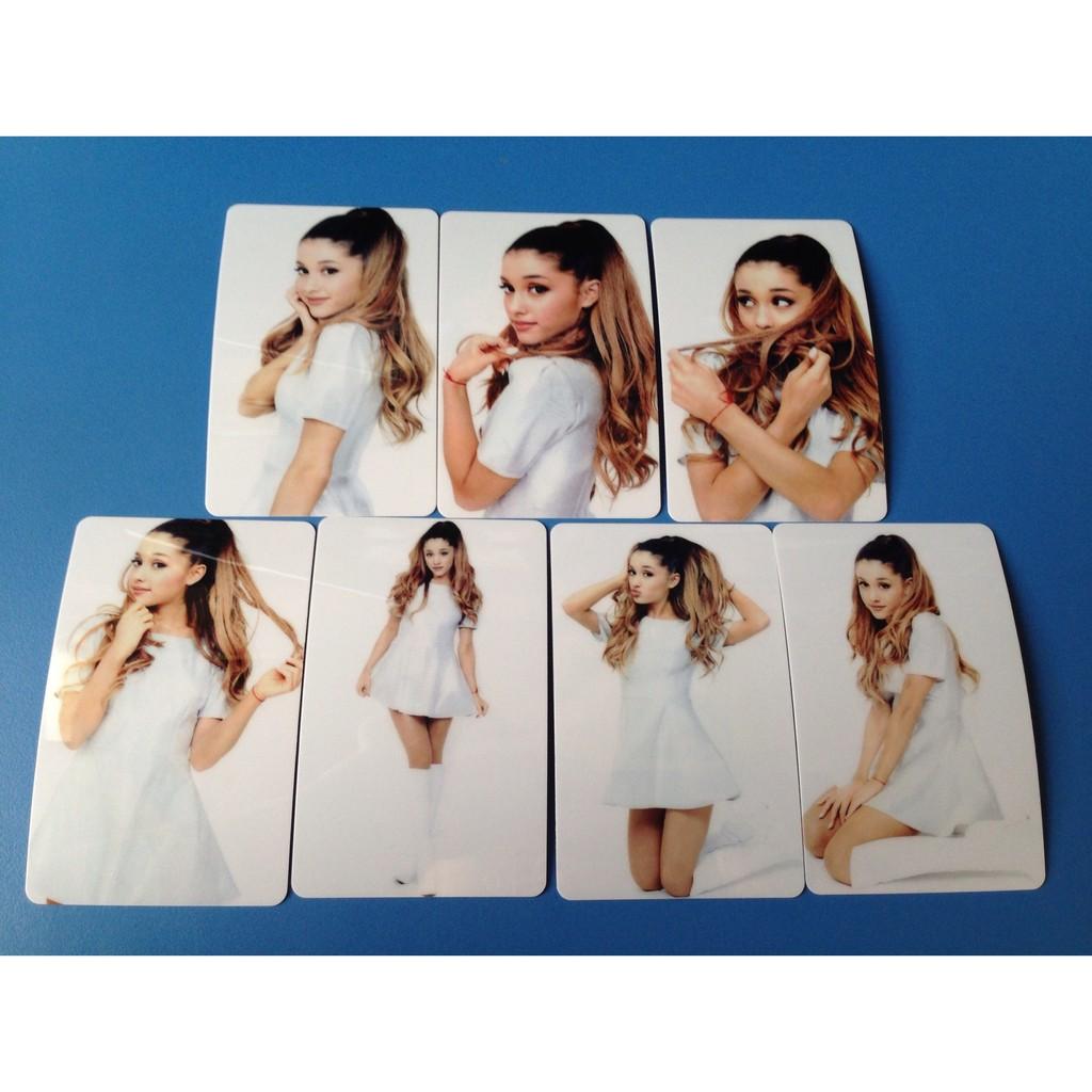 Ariana Grande 套裝卡貼組不拆售