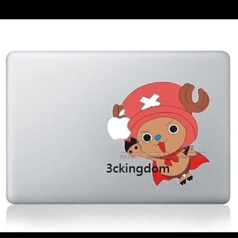 3ckingdom 蘋果Apple logo 貼紙Macbook 貼紙13 吋Air Pr