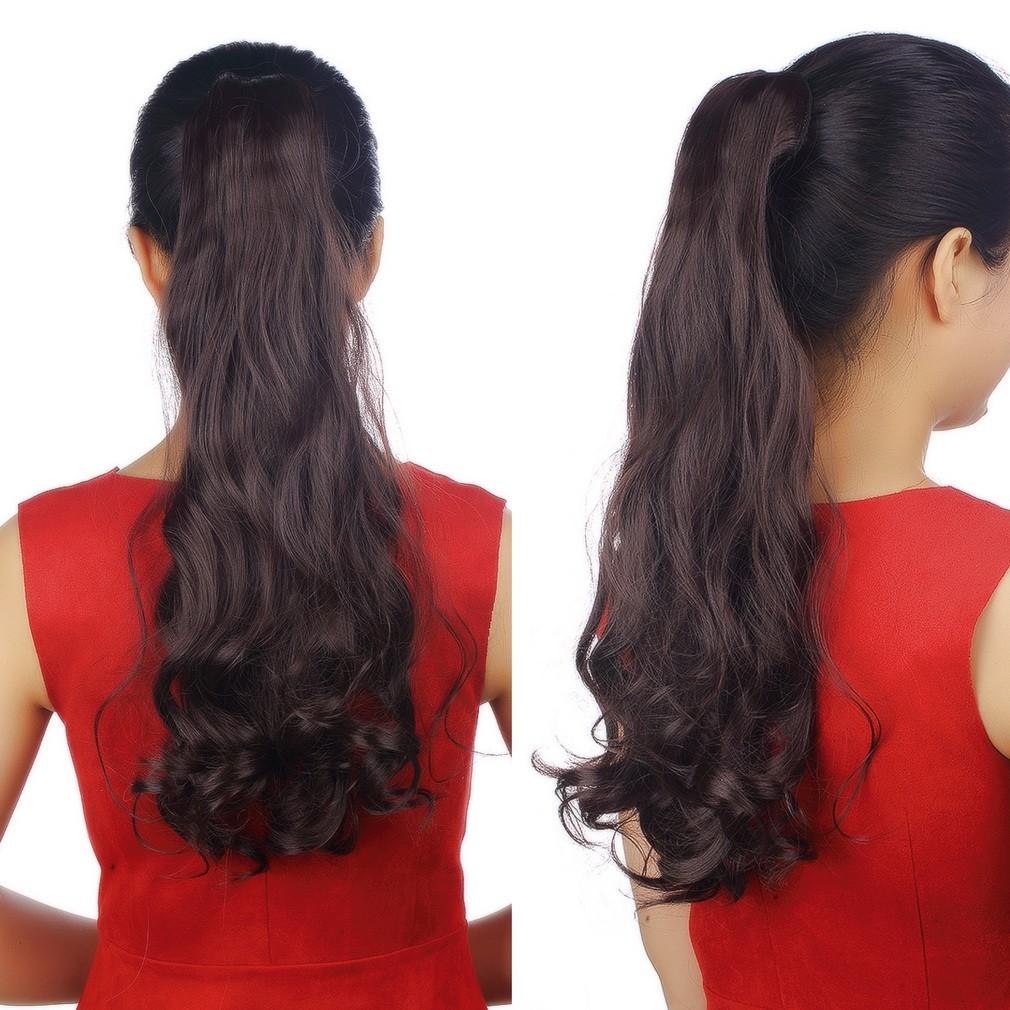 假髮片捲髮淺棕色t 3 4 全頭夾在頭髮直卷5 夾長亮棕色的捲髮