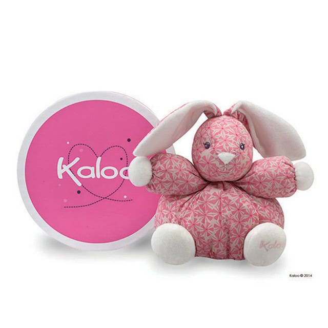 【Kaloo】法國 安撫玩具 粉紅兔 Petite Rose
