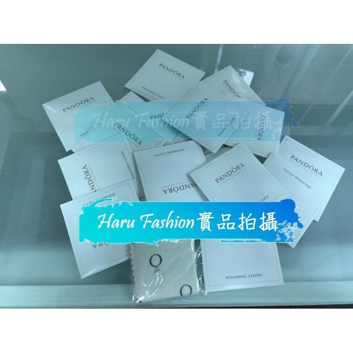 國外 正品Pandora 潘朵拉袋子手鍊盒串飾盒耳環盒紙袋 拭銀布擦拭布送禮用