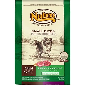 美士~羊肉米~小顆粒成犬配方,Nutro 美士狗飼料成犬飼料