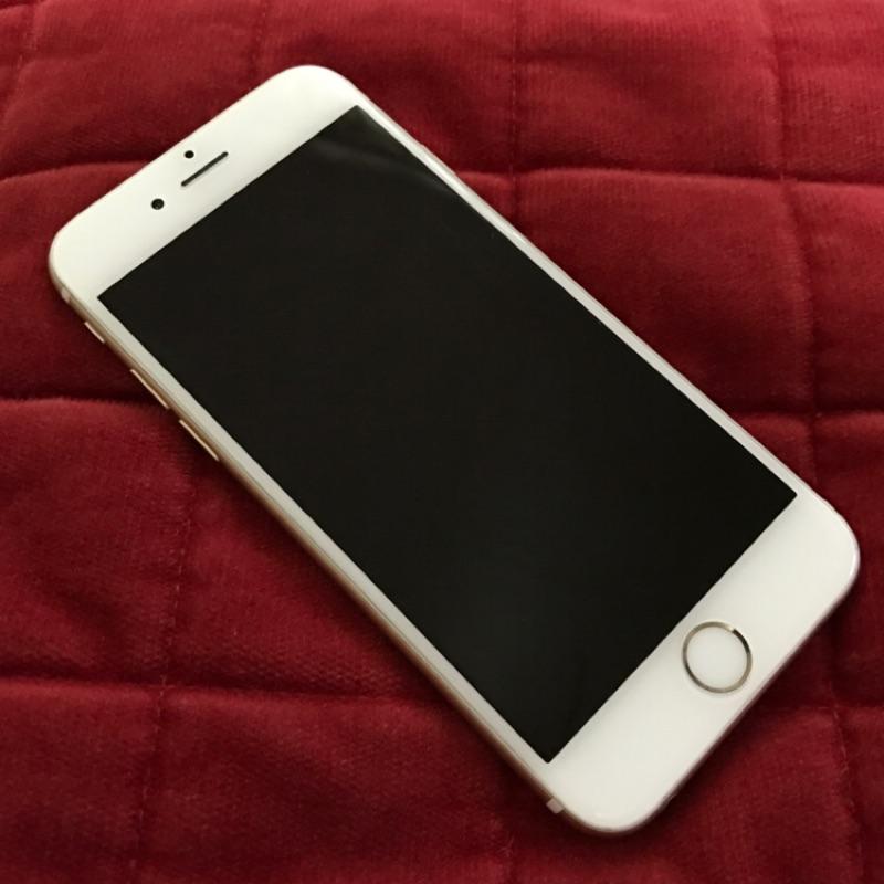 iphone6 金色16G 狀況良好,未更換過零件