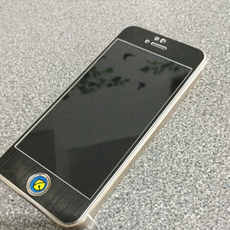 (保留中勿標)I phone 5s 16g 金色