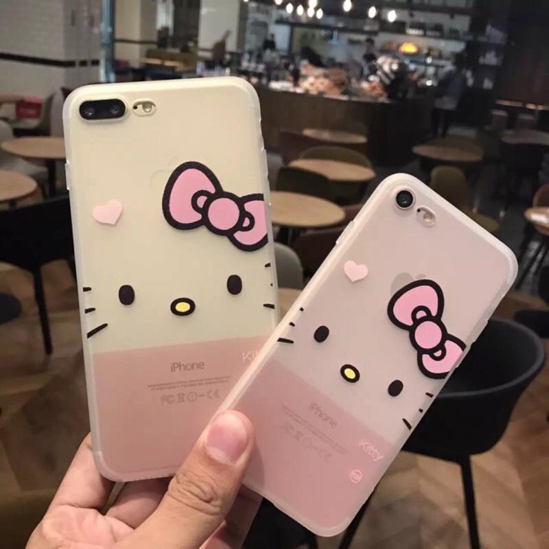 ✨Hallo kitty 系列✨iphone6 6s plus iphone7 plus