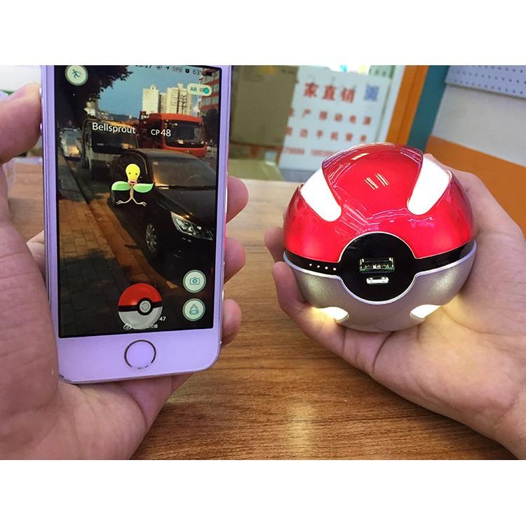 神奇寶貝球行動電源寶可夢10000 豪安移動電源Pokemon GO 充電寶