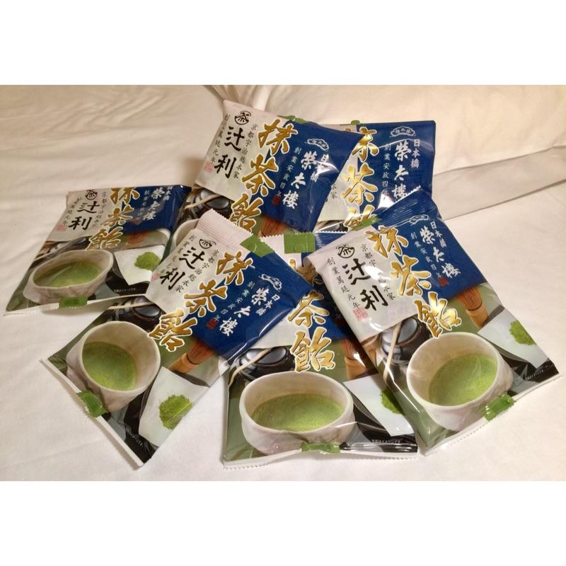 Hanna 升 ~ 知名老店甜品榮太樓糖果系列抹茶口味黑糖口味蜂蜜薑糖蜂蜜柚子