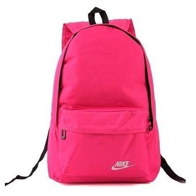 Nike 簡約風 後背包47 30 15cm 粉紅
