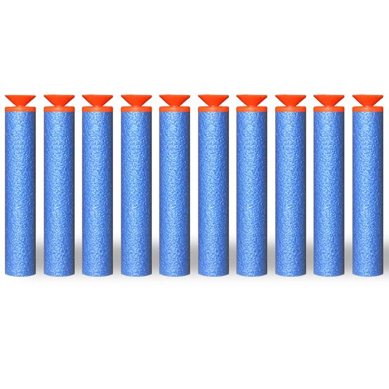 100 發裝吸盤泡沫EVA 軟子彈孩之寶NERF 熱火精英發射器系列(100 個)