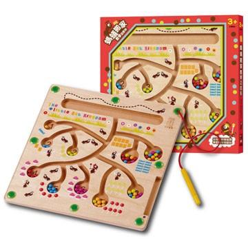 螞蟻搬家數學遊戲板