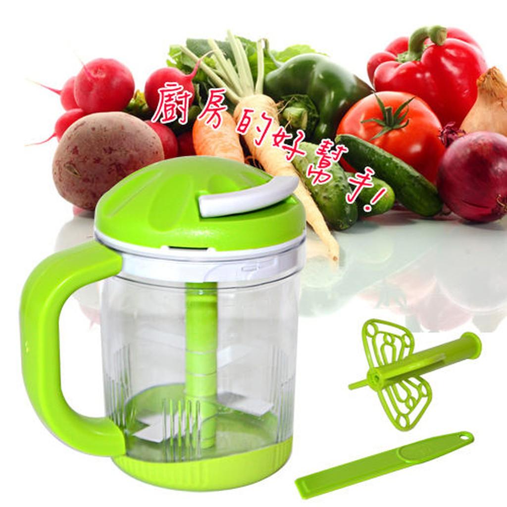 ~特大蔬果拉拉霸~ 家大旋風料理拉拉霸食物料理機攪拌機調理器NM 4695