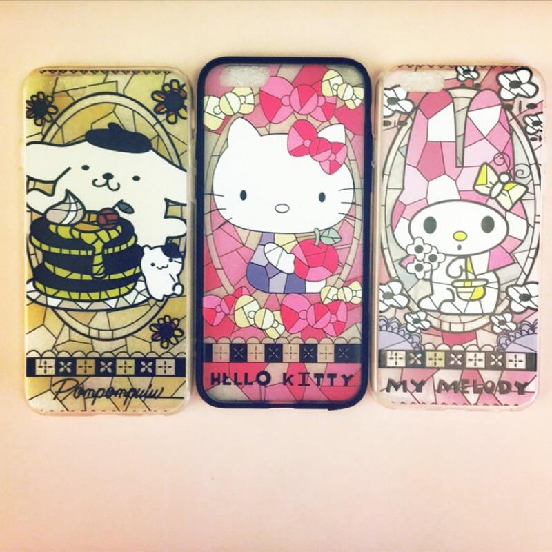 ❤WeiWei ❤✨ I phone6 plus Hello kitty 、布丁狗、Mel