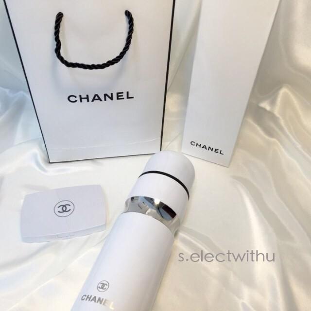 Chanel 保溫杯香奈兒保溫杯VIP 贈品小香保溫瓶304 不鏽鋼24 小時保溫500M