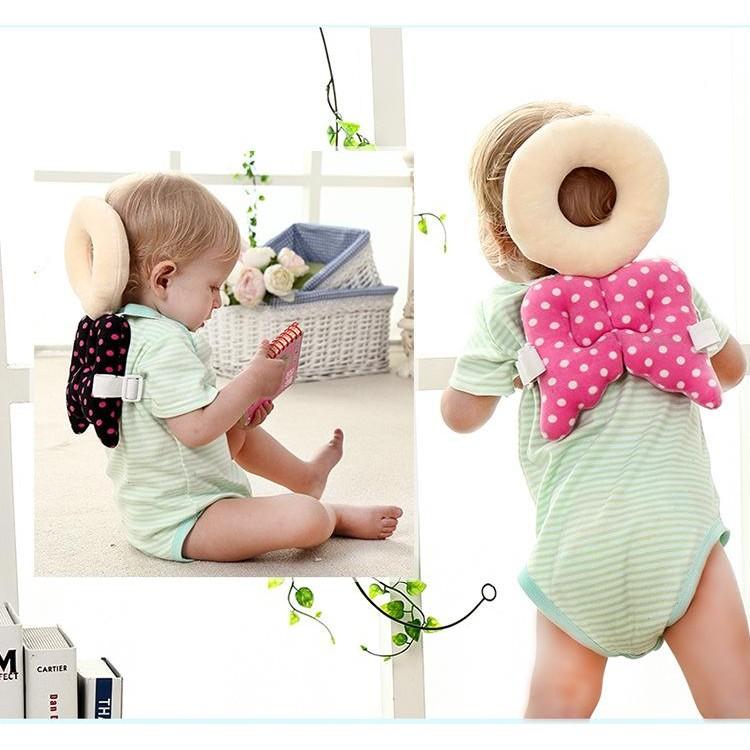 ~送橫固帶~小天使背包式寶寶頭部防護枕安全護頭枕防撞防摔背包一個172 元