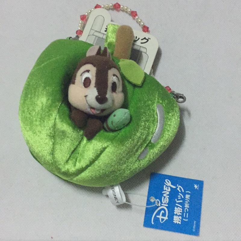 迪士尼奇奇收藏品珍藏 絕版收納小袋擺飾