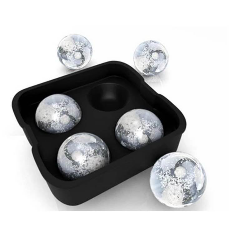 223 DIY 樂樂立體圓球冰格附小漏斗棒棒糖矽膠模具果凍模巧克力模型冰塊模型 皂模製冰盒