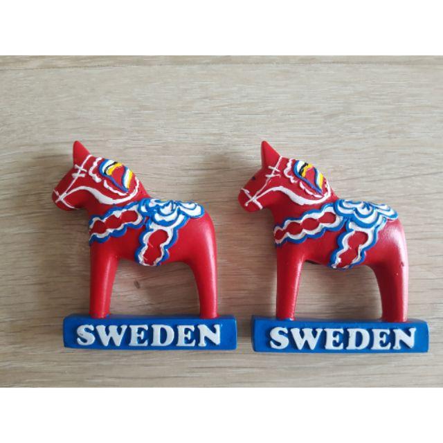 旅遊 品環遊世界♡立體旅遊磁鐵♡瑞典