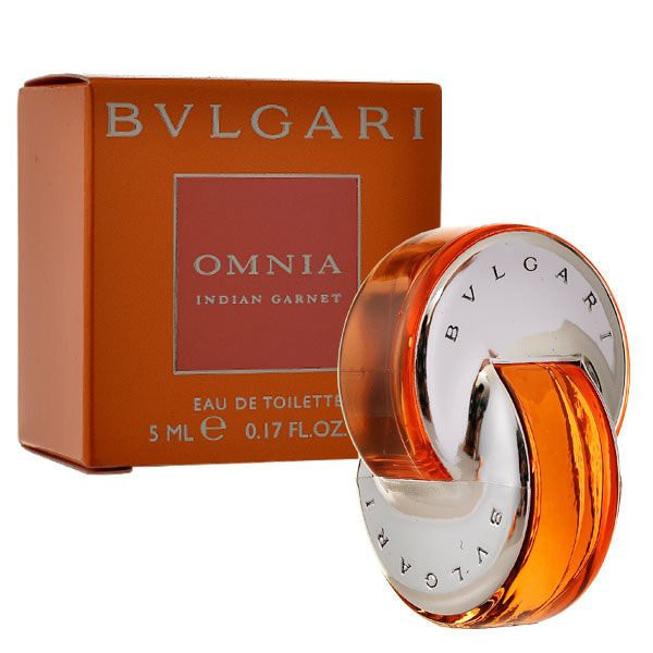 Bvlgari Omnia Indian Garnet 寶格麗晶燦女性淡香水5ML 小香