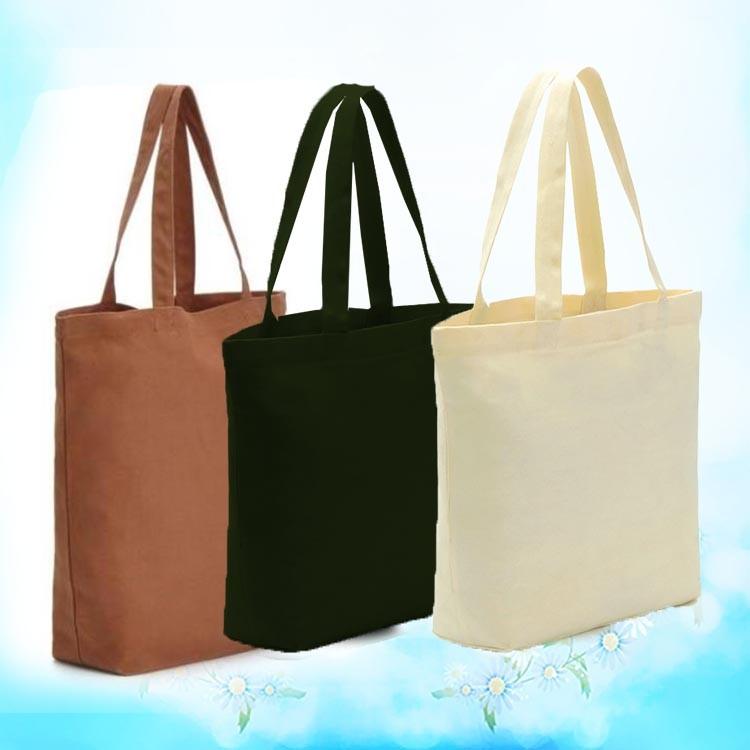 純棉帆布,單肩手提A4 袋,廣告袋, 袋白色黑色咖啡色T1512